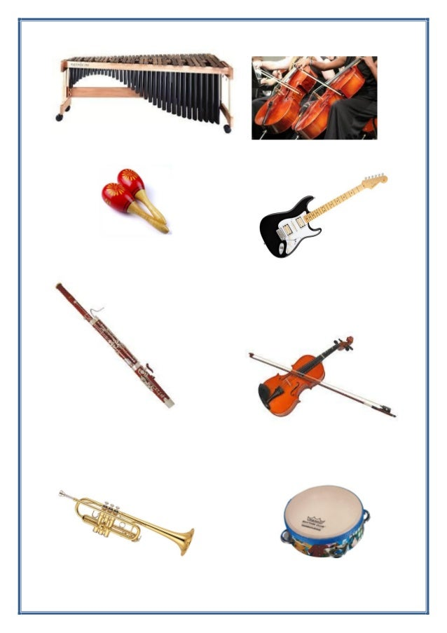 E-classroom Greece – Maleme Try to sort musical instruments. Cut and paste the photos in the right family. Then cut and pa...
