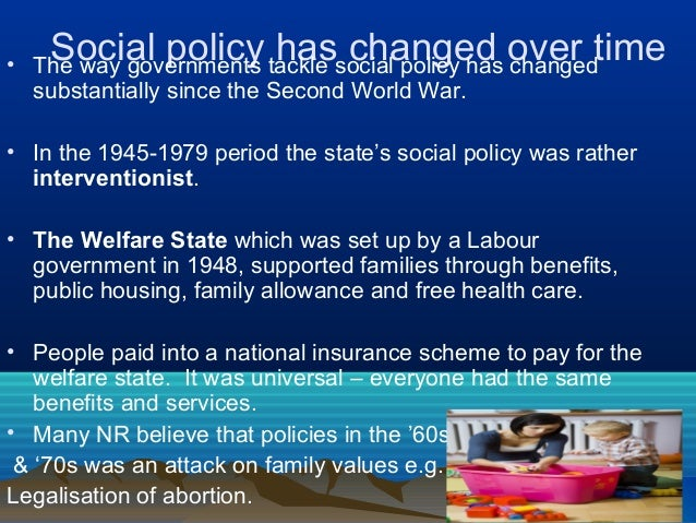 social policy welfare state timeline from 1945 An overview of the history of social welfare policy in the united states is explored social welfare policies and programs are examined within the.