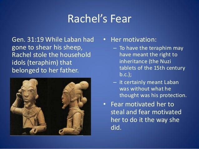 Family Fear Genesis 31 18 55