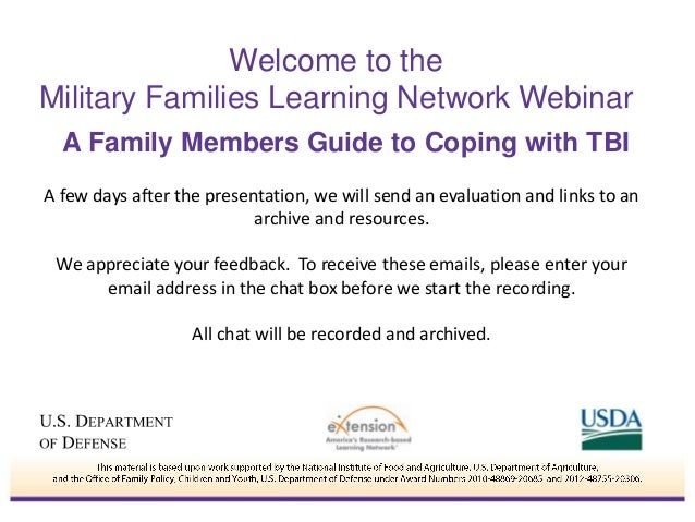 A few days after the presentation, we will send an evaluation and links to an archive and resources. We appreciate your fe...