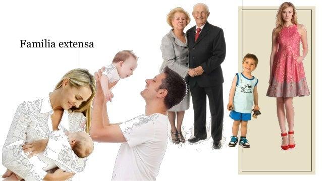 La familia monoparental Tipos de familia nuclear