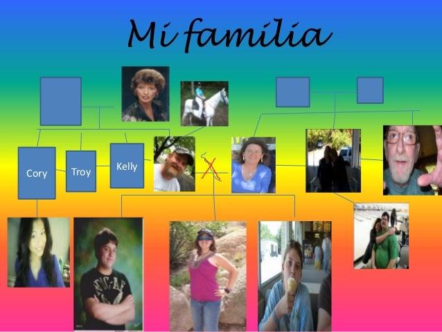 KellyTroyCory Mi familia