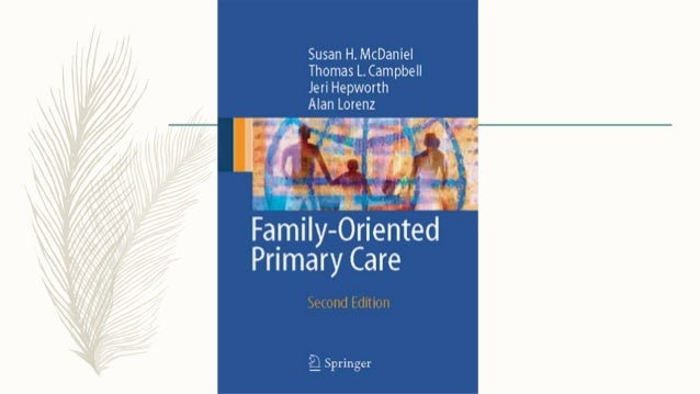Introduction – Translating a family-oriented approach from theory into daily clinical practice presents a variety of broad...