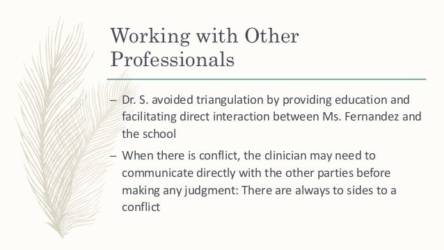 Termination of the Clinician– Patient Relationship – It is rare for a clinician to discharge a patient from his or her pra...