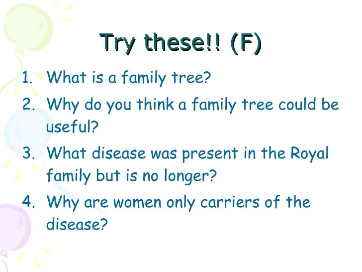 what is a family tree