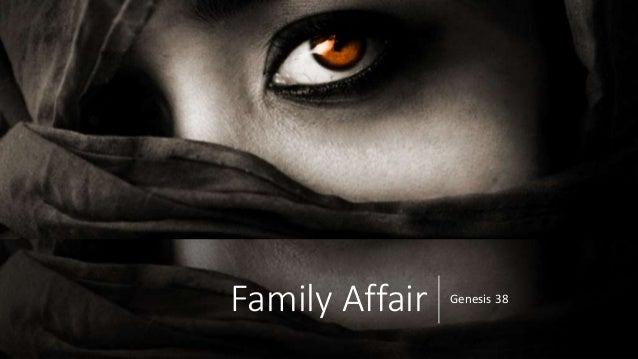 Family Affair Genesis 38