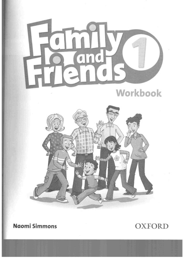 Family and friends_1_workbook