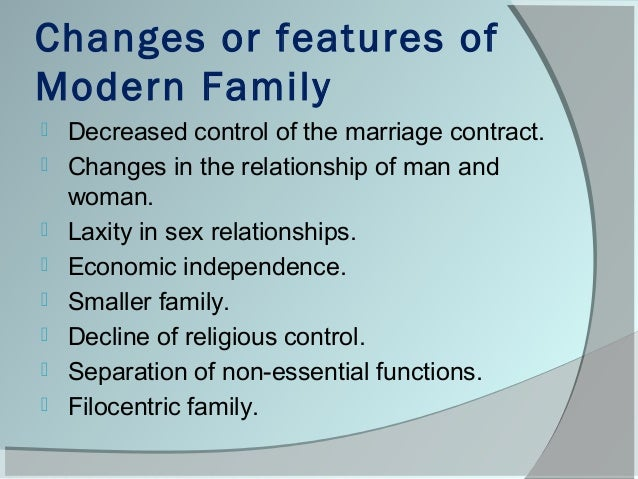 list the functions of marriage