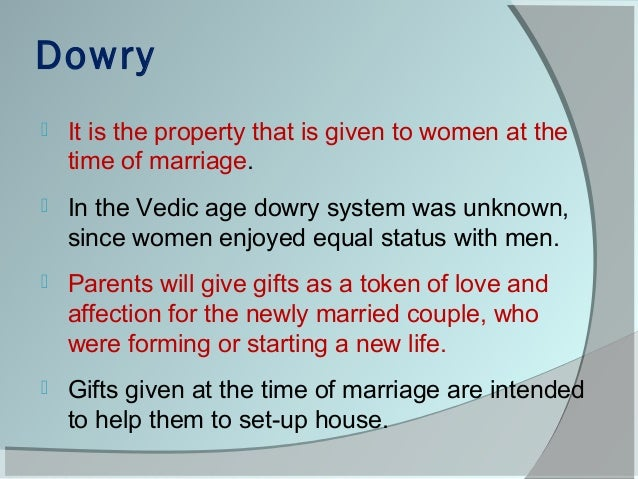How to Remove, Eradicate Dowry system Problems – Tips, Ways, Methods