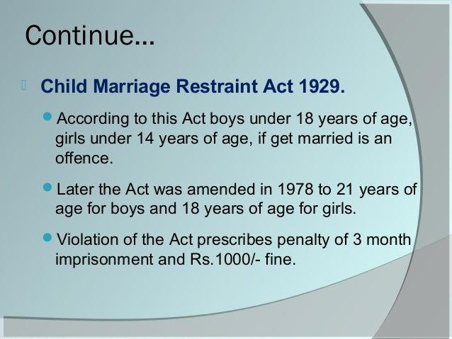 Acrath: progress on ending child marriage | acrath.