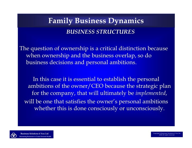 the dynamics of family structure and Family structure & dynamics it's been said that a family is what you make it, and families certainly do come in all types and varieties here are some facts and.