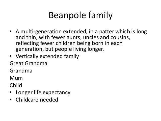 Sociology family diversity