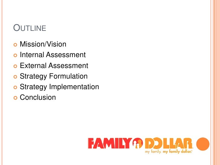 Family Dollar Three-Year Strategic Plan