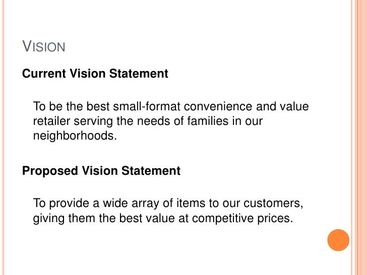 Our vision and strategy