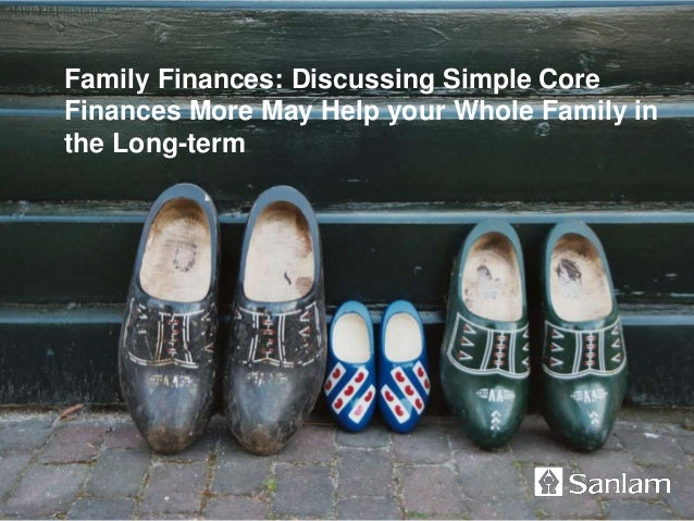 Family Finances: Discussing Simple Core Finances More May Help your Whole Family in the Long-term