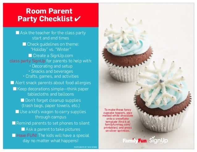 Holiday Class Party Ideas for Kids Slide 3