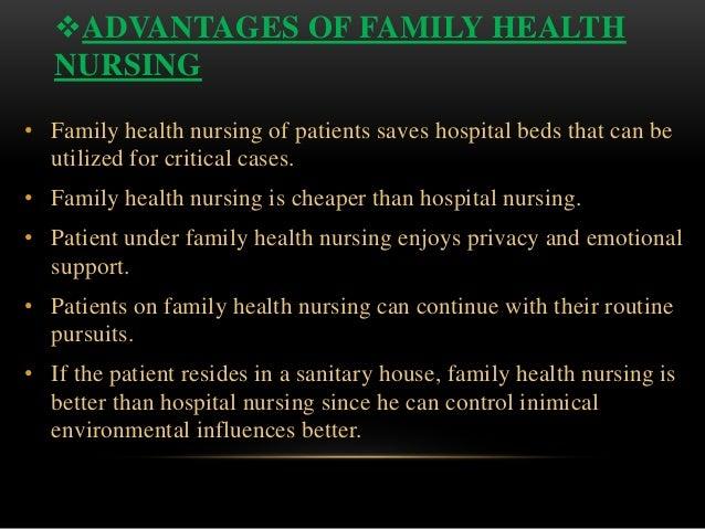 Family Health Nursing