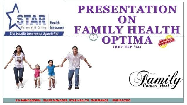 Family health optima nandagopal-9994910202