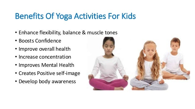 Family Health Yoga And Kids