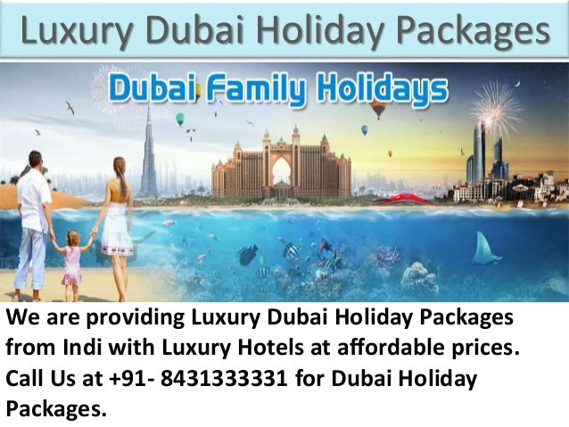 Family Holiday Packages In Your Budget