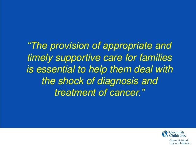 financial effects of cancer diagnosis Financial impacts of cancer cancer treatment can be very expensive, even if you have health insurance for many cancer survivors, the cost of diagnosis and treatment can have a lasting financial impact.