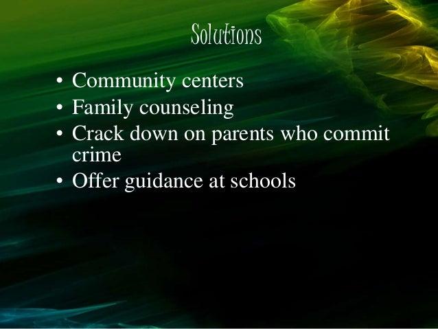 developmental crime prevention and juvenile delinquency essay Understanding criminological theory:  and crime  7 juvenile delinquency and urban areas /  situational crime prevention .