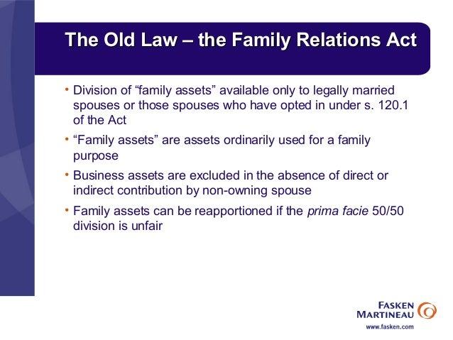 Family law Slide 3