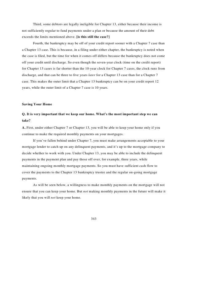 family legal guide chapter 8 bankruptcy. Black Bedroom Furniture Sets. Home Design Ideas