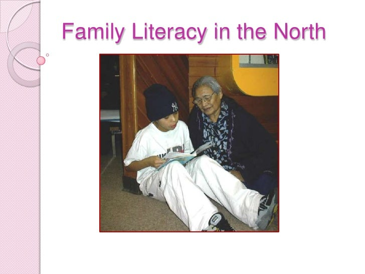 Family Literacy in the North<br />