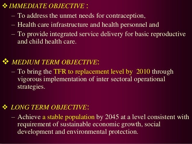 Objectives Of Family Planning Association Of India Familyscopes