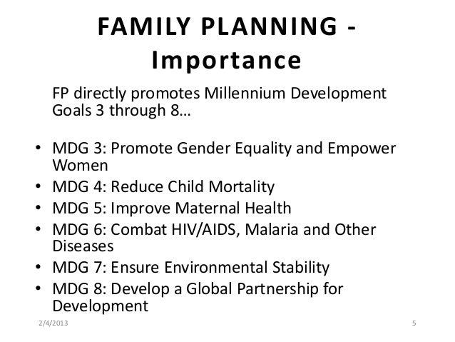 Essays On Millenium Development Goals