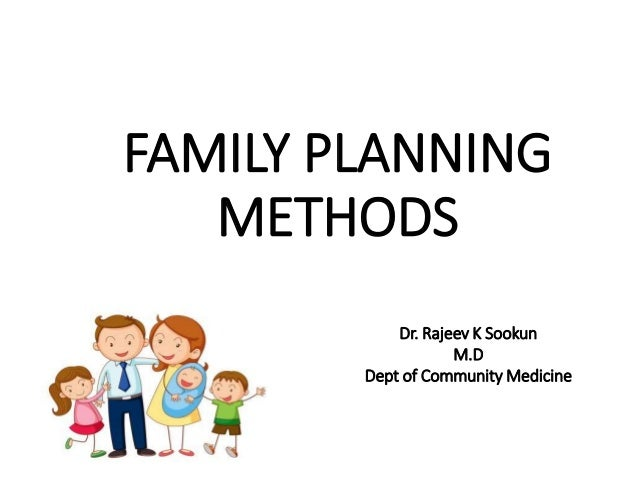 family planning methods Check out our interactive infographic to see progress toward the family planning  the most effective methods  paper presented at national survey of family.
