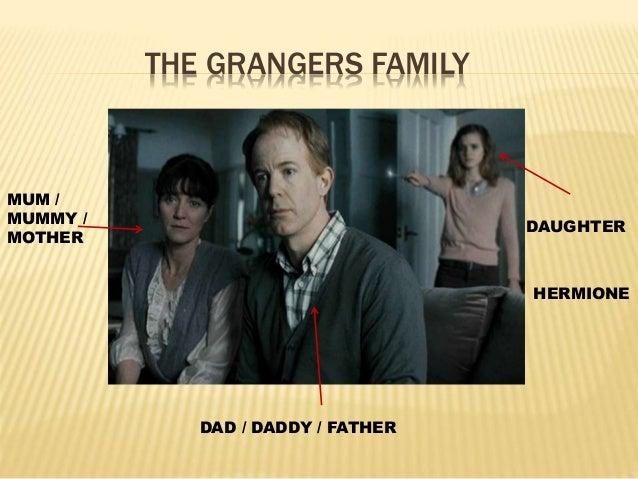 Harry potters family