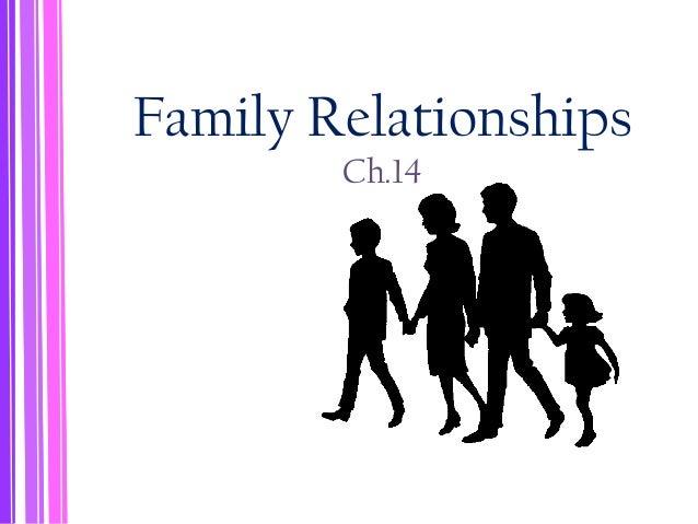Family RelationshipsCh.14