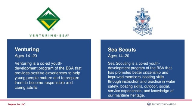 Family Scouting Presentation – Scout Me In
