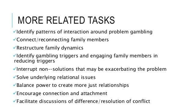 Gambling therapy forum exchange gambling link online