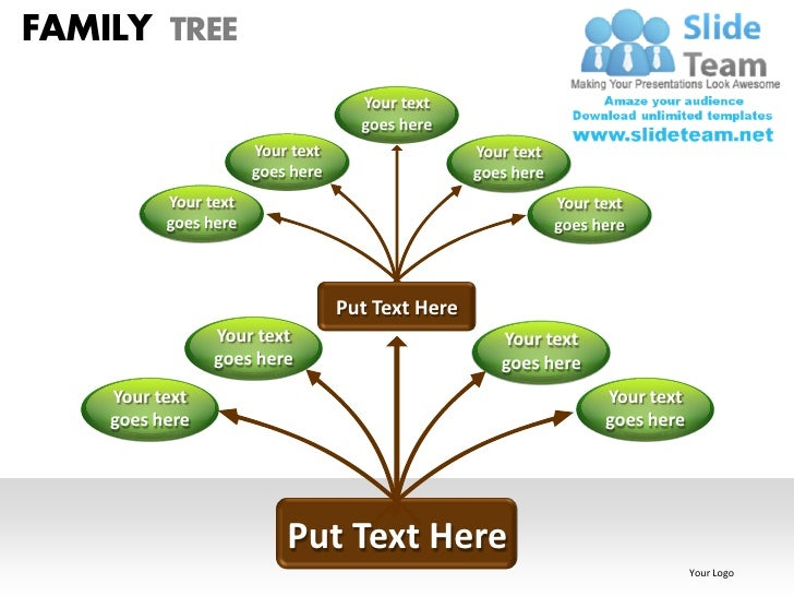 How To Make A Family Tree On Powerpoint Jolivibramusicco - How to make family tree in powerpoint