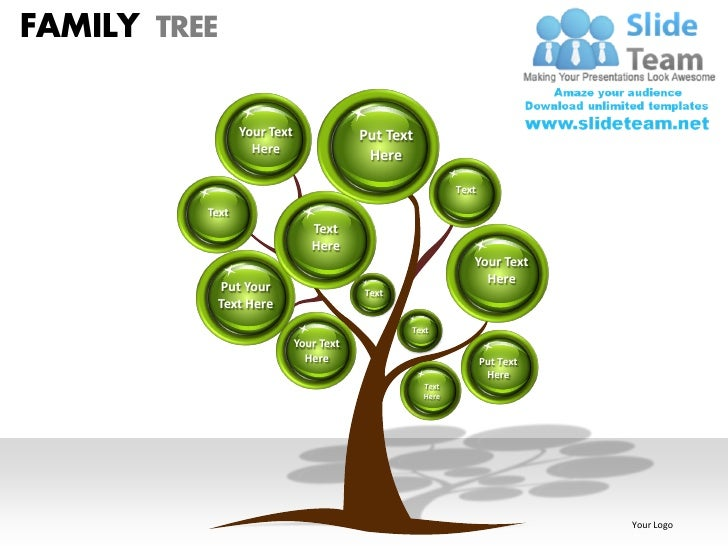 family tree powerpoint - gse.bookbinder.co, Modern powerpoint