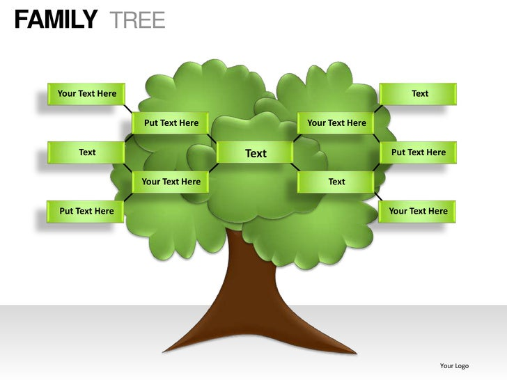 How To Make A Family Tree In Powerpoint Minimfagencyco - How to make family tree in powerpoint