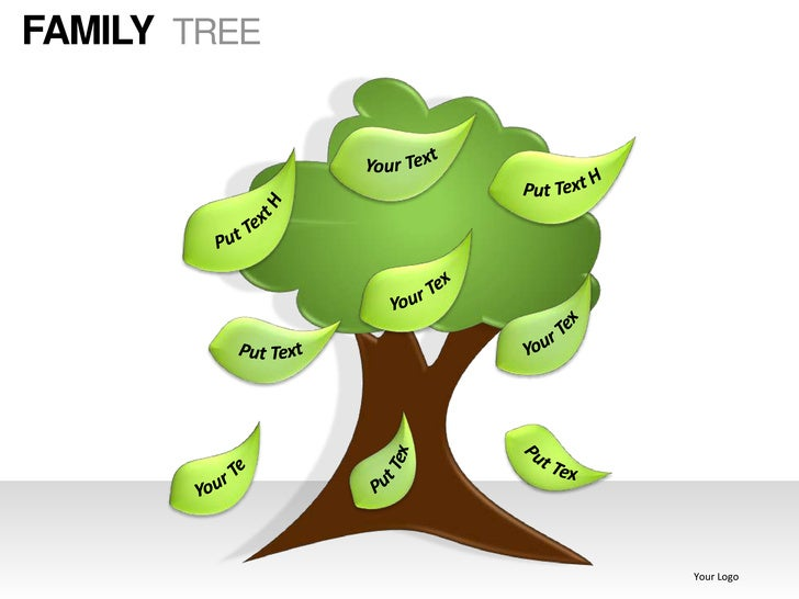 family tree powerpoint presentation Use smartdraw's included family tree templates to easily create family tree charts of any kind in just minutes site license what's new  excel ®, or powerpoint.