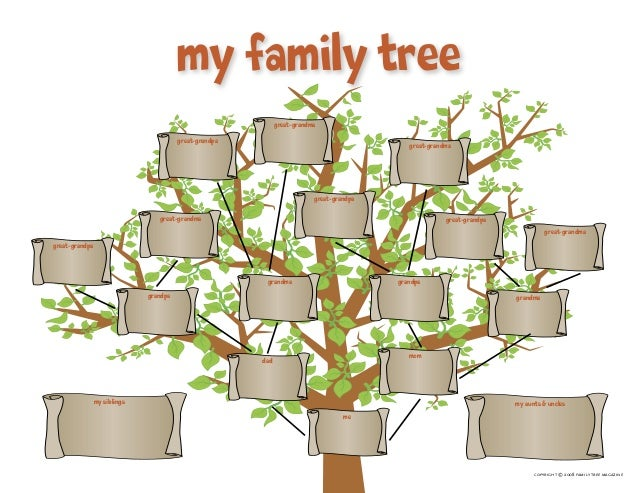 familytree  u00e1rbol geneal u00f3gico