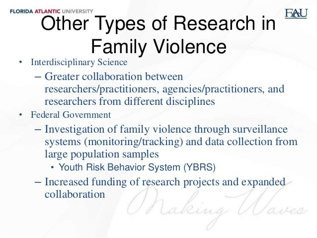 deviance research domestic violence Changing perceptions of sexual violence over beliefs about who can be a victim of sexual violence most research focuses on center on domestic violence.