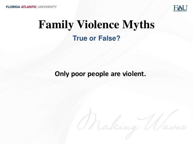 family violence 1 The family violence section of the workfirst handbook includes: 651 what is  family violence 652 why would individuals need help with family violence.