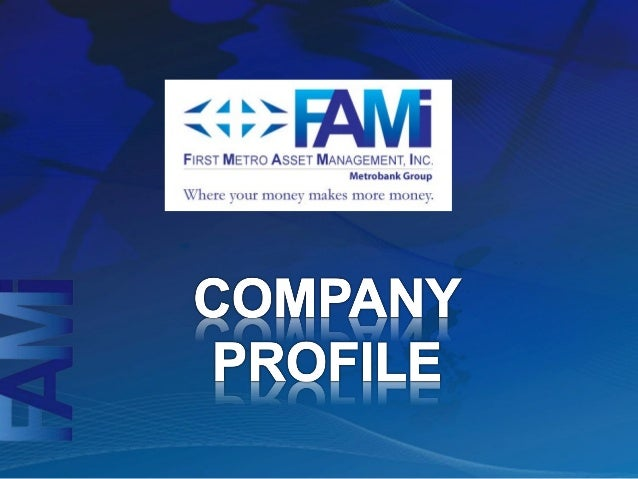 First Metro Asset Management Inc Review: Fami Mutual Fund ...