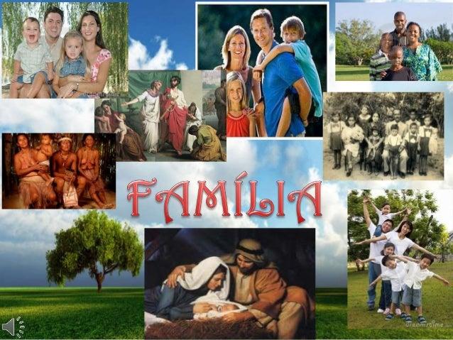 CONCEITO: Família é a unidade básica da sociedade e é formada por indivíduos com ancestrais em comum ou ligada pelos laços...