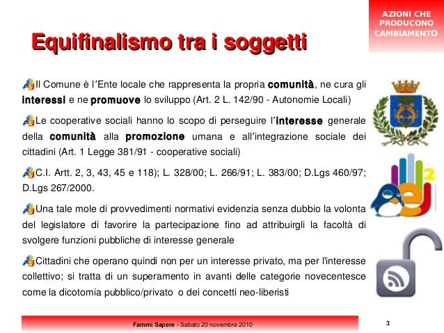 Fammi Sapere - 1 - Presentazione di InformaEtica Slide 3