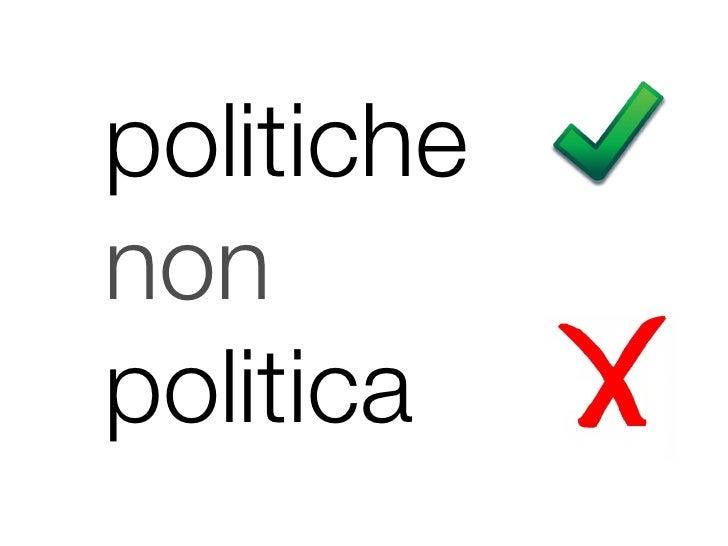 Fammi Sapere - 3 - Alberto Cottica - Wikicrazia Slide 3