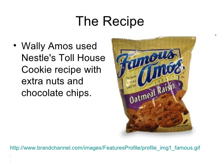 famous amos cookies research paper