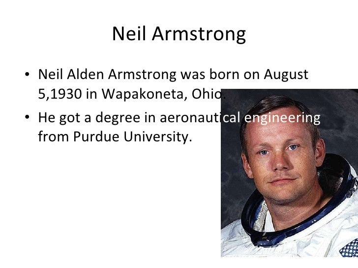 neil armstrong born cincinnati ohio - photo #13