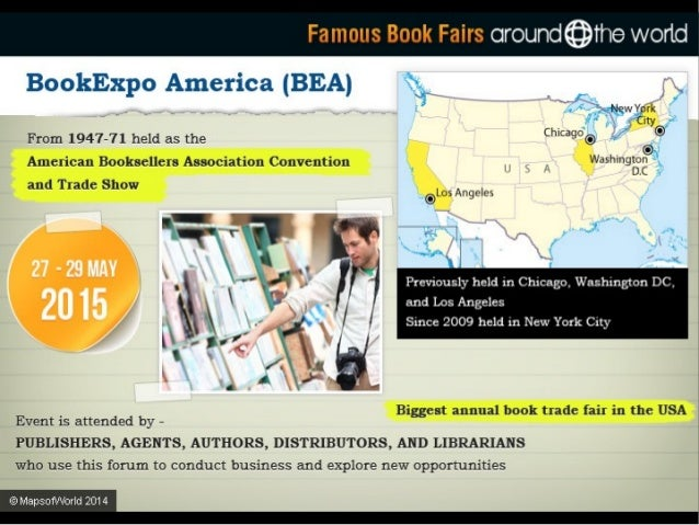 Famn--<' Pmir Fairs oround©ihe world     South African Book Fair 1   Started in 2006 -  A joint venture between the Frankf...